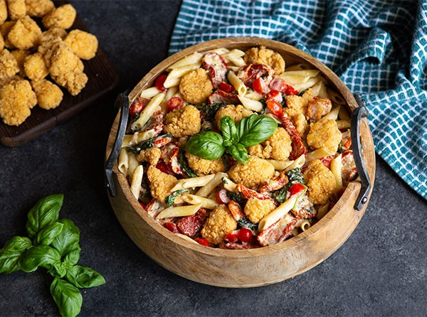 Tuscan Chicken Pasta